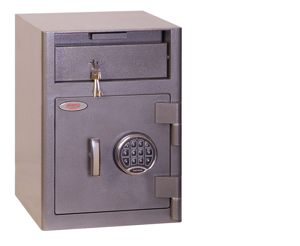Phoenix Cash Deposit SS0996ED Size 1 Security Safe with Electronic Lock