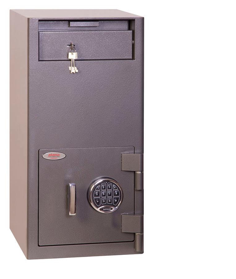 Phoenix Cash Deposit SS0997ED Size 2 Security Safe with Electronic Lock