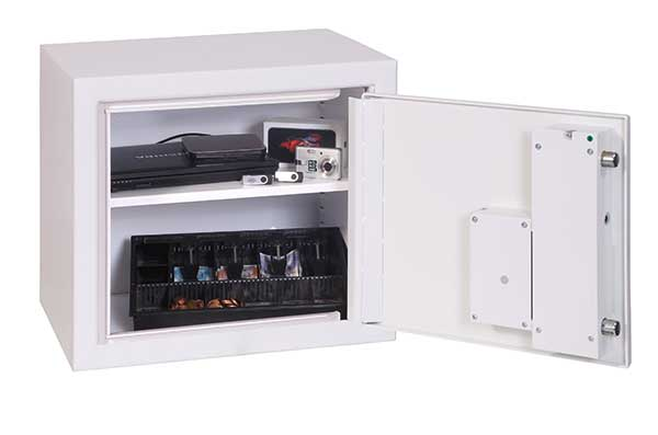Phoenix SecurStore SS1161K Size 1 Security Safe with Key Lock - Buy Safes Online Co. UK