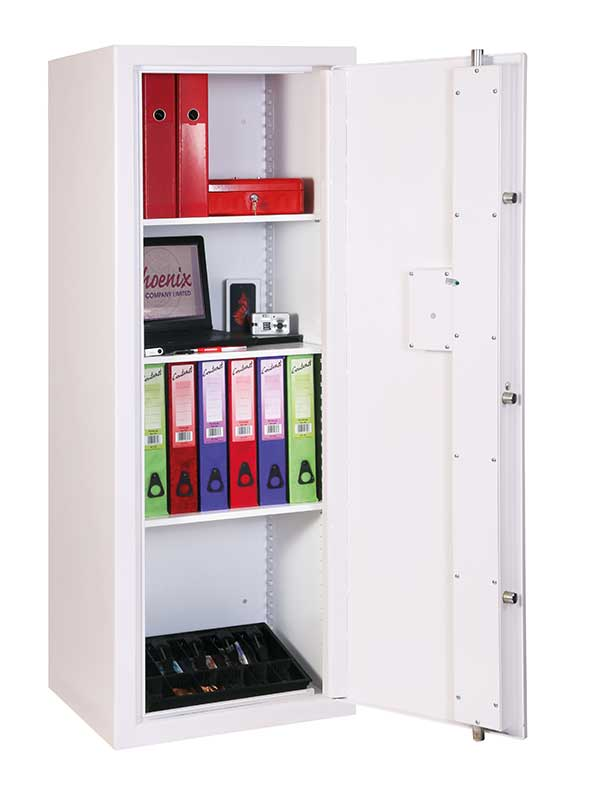 Phoenix SecurStore SS1163K Size 3 Security Safe with Key Lock - Buy Safes Online Co. UK