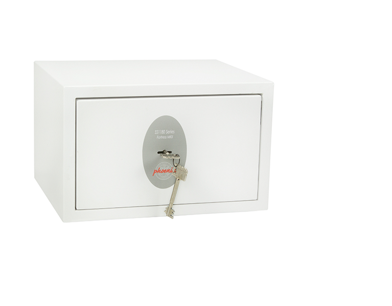 Phoenix Fortress SS1181K Size 1 S2 Security Safe with Key Lock - Buy Safes Online Co. UK