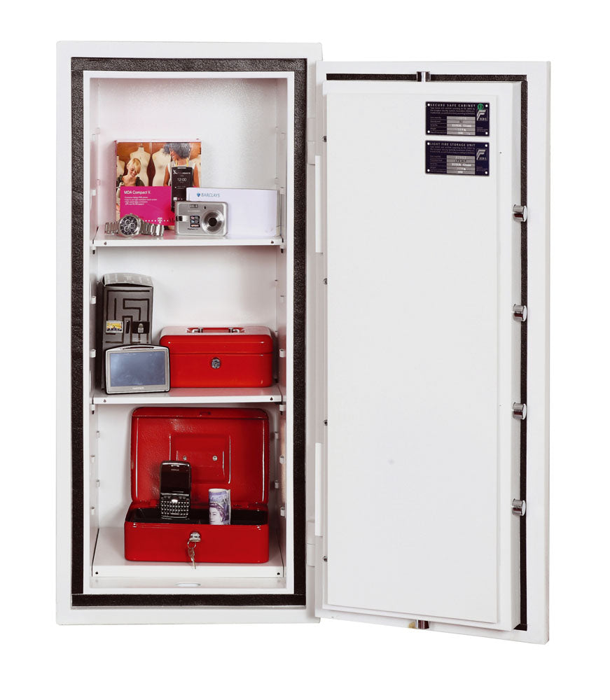 Phoenix Citadel SS1193K Size 3 Fire & S2 Security Safe with Key Lock - Buy Safes Online Co. UK