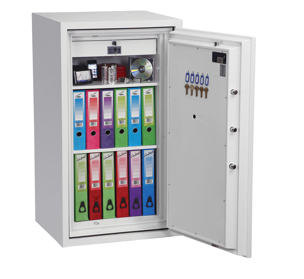 Phoenix Fire Fox SS1622E Size 2 Fire & S1 Security Safe with Electronic Lock - Buy Safes Online Co. UK