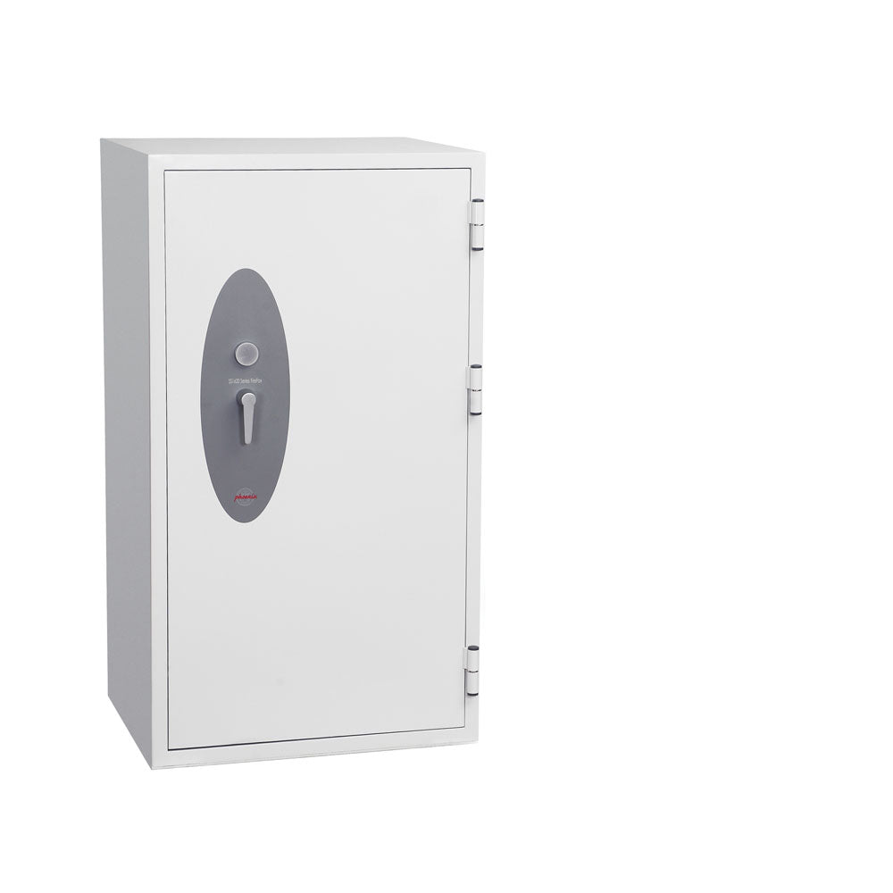 Phoenix Fire Fox SS1623K Size 3 Fire & S1 Security Safe with Key Lock - Buy Safes Online Co. UK