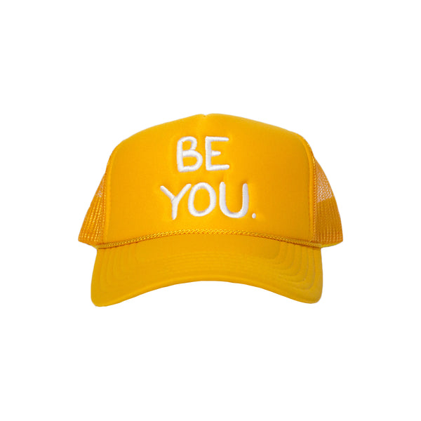 Be You hat (Gold)