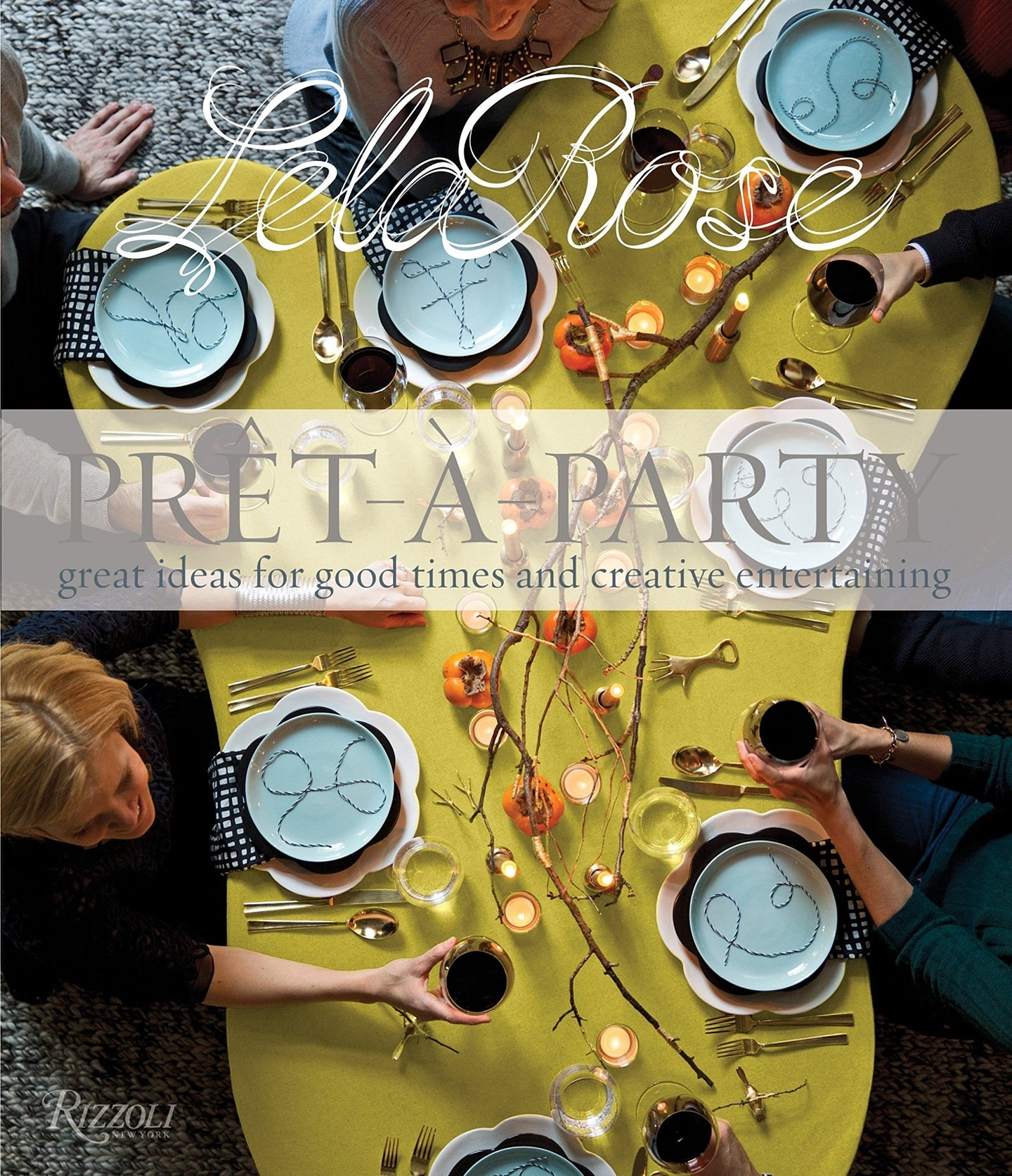 Pret-A-Party Book