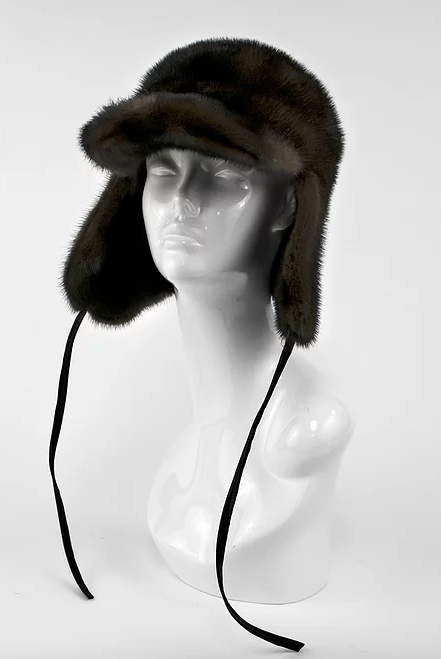Mink Wale Trooper Hat (HT400M)