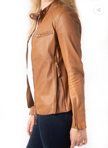 Vespa Washable Leather Jacket