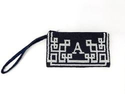 Letter Wristlet - Small