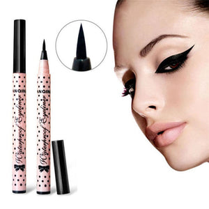 Eyeliner Pen Makeup Cosmetic Black Eye Liner Pencil Make Up Tool