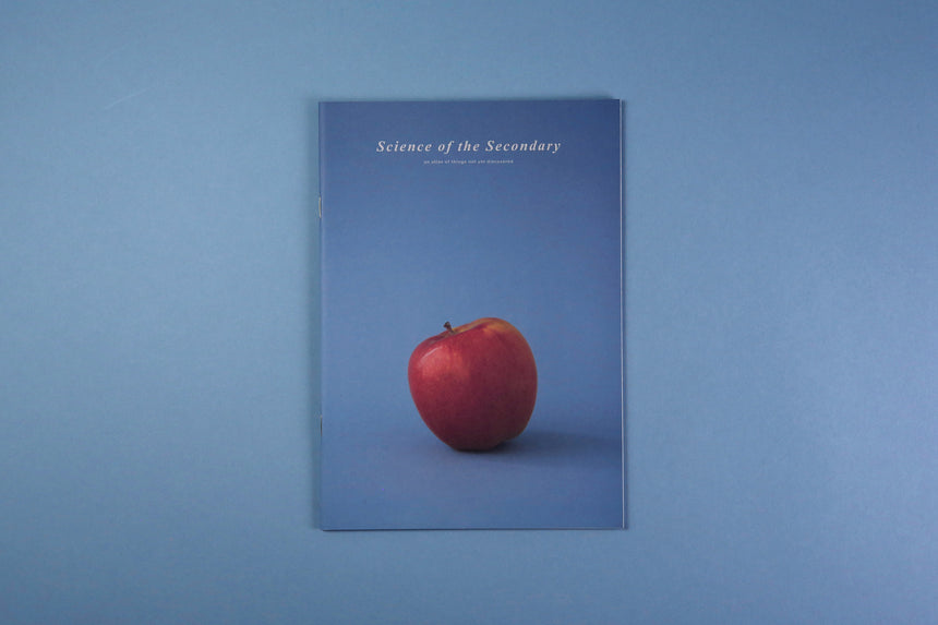 Science of the Secondary: Apple - Atelier HOKO