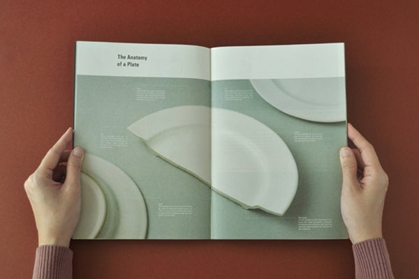Science of the Secondary: Plate  - Atelier HOKO