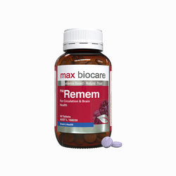 PM Remem (60 tablets): Circulation, Cognitive function, Sexual health.
