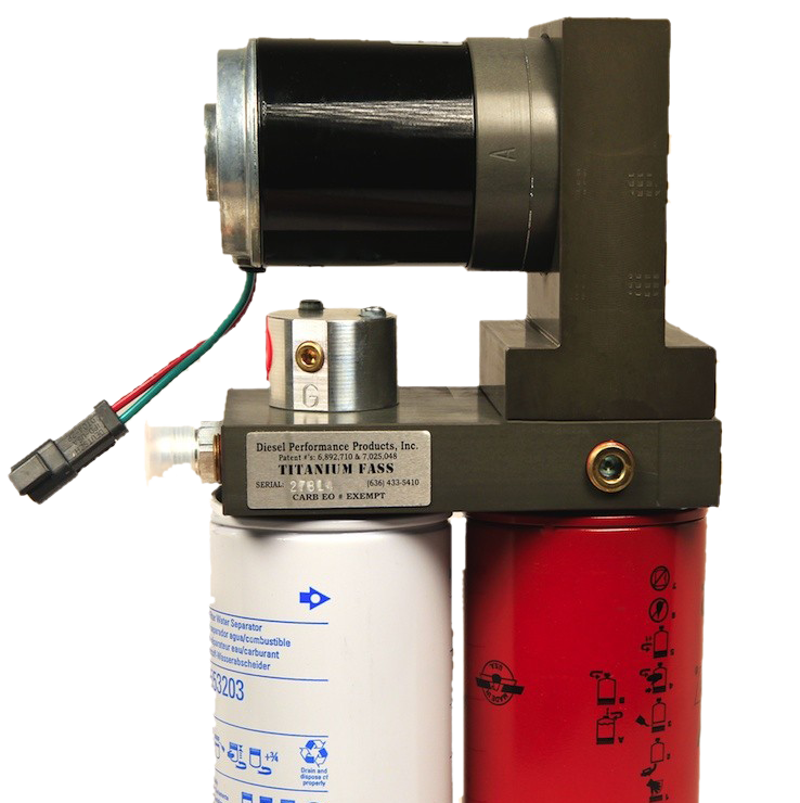 Performance Diesel Fuel Pump