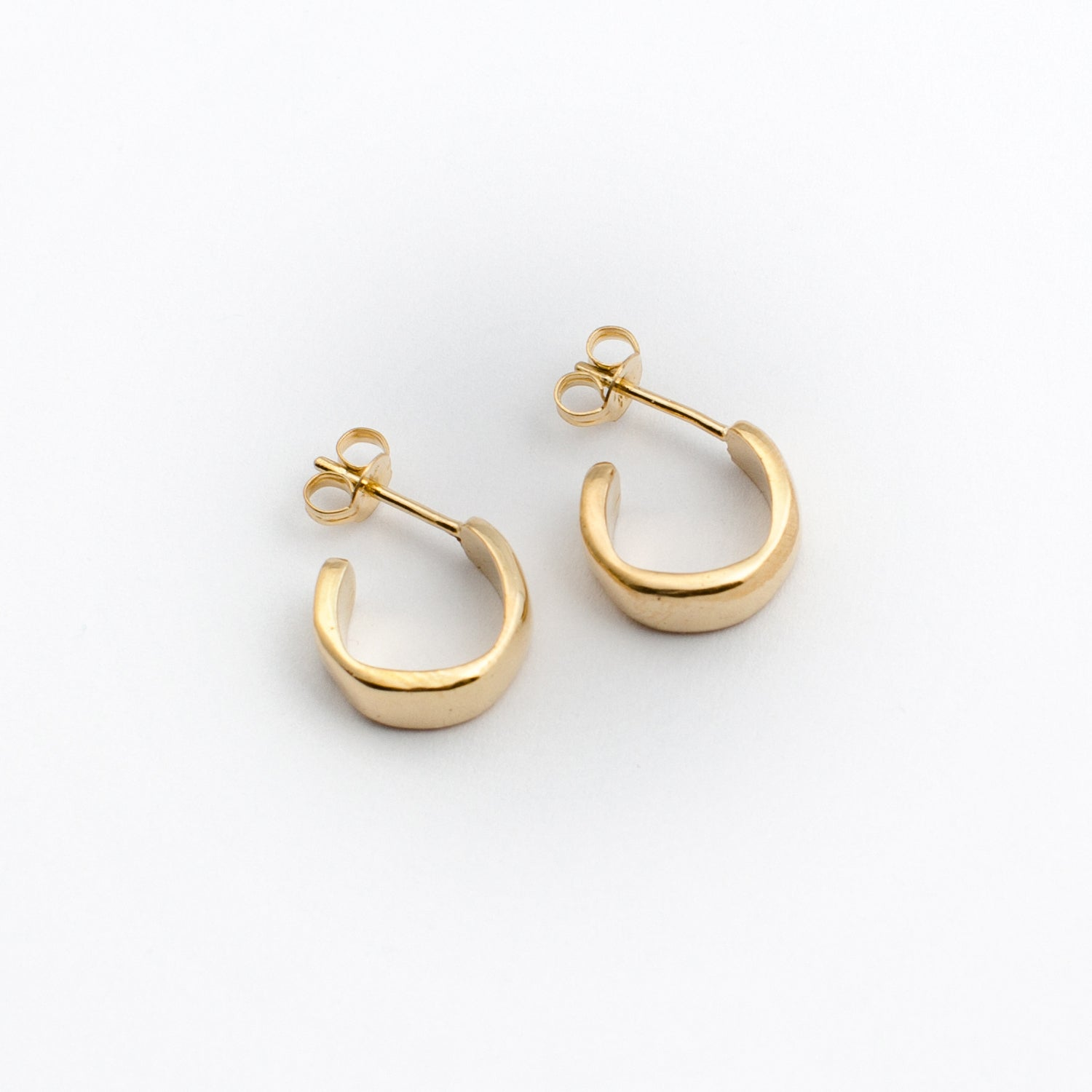 Gold Mini Dream Hoops