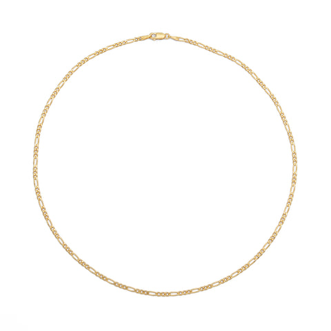 Gold Fargo Necklace