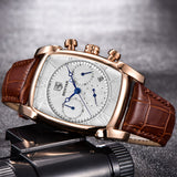 BENYAR BY-5113M Sport Chronograph Men's Watches