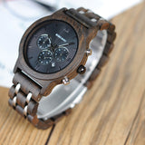BOBO BIRD WP19 Wooden Watch Men