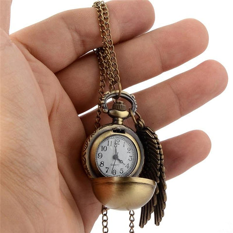 Image of The Snitch Pocket Watch