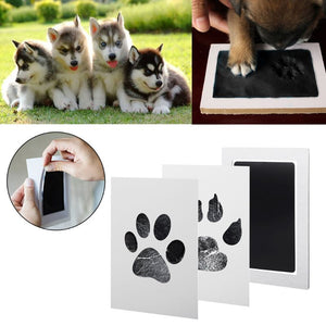 Handprint Pawprint Ink Pad  Kit