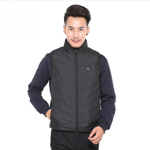 Electric Heated Thermal Jacket Vest