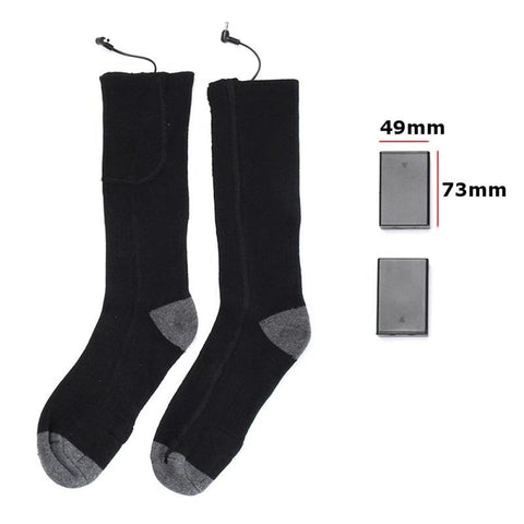 Electric Thermal Heated Socks - 2 Colors