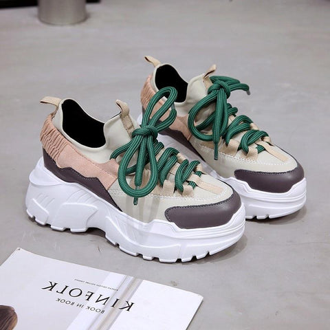 Women's Chunky Sneakers