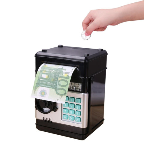 Electronic Piggy Bank ATM