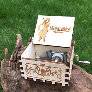 """Dragon Ball"" Wooden Theme Box"
