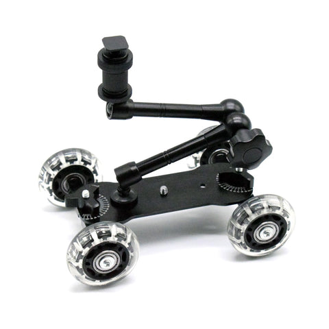 Mobile Rolling Skater Dolly Stabilizer