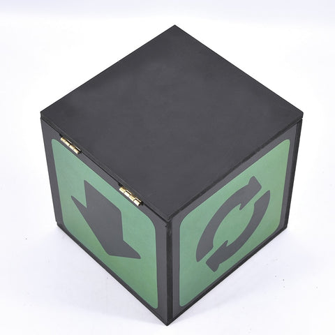 Mysterious Box Magic Trick Props