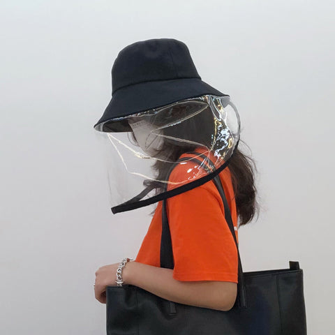Anti-Corona Virus Shielded Sun Hat