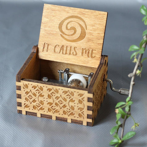 Moana Theme Box