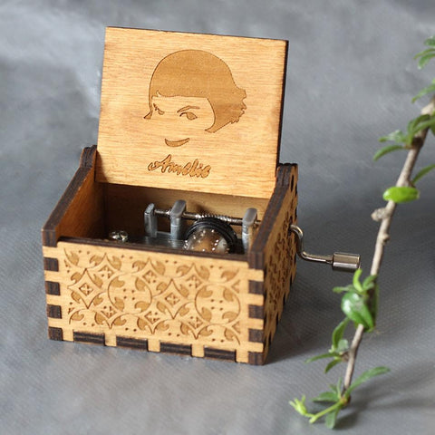 Amelie Theme Box