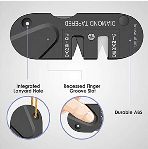 Pocket Outdoor Knife Sharpener