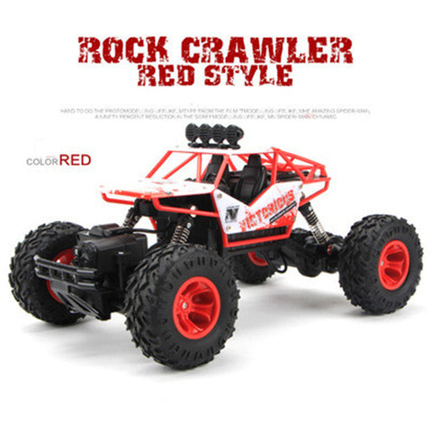 Image of RC Car 4WD Rock Crawlers 28cm