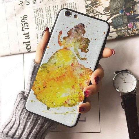 Beauty And The Beast iPhone Cases