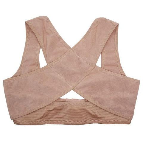 Chest Brace Up Breast Support Bra