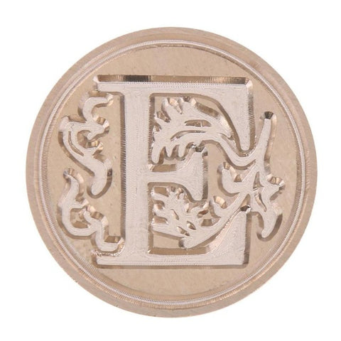 Image of Decorative Retro Sealing Wax Seal Stamp