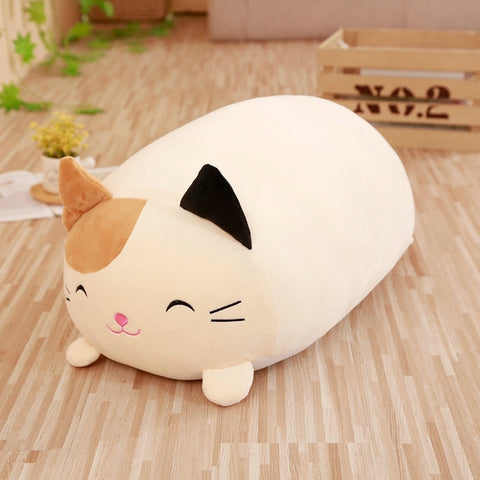 Image of Large Size  Soft  Plush  Animal Pillow