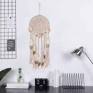 bohemian wedding decoration dream catcher large ins nordic dreamc atcher   room decoration girls room decor party wedding gift