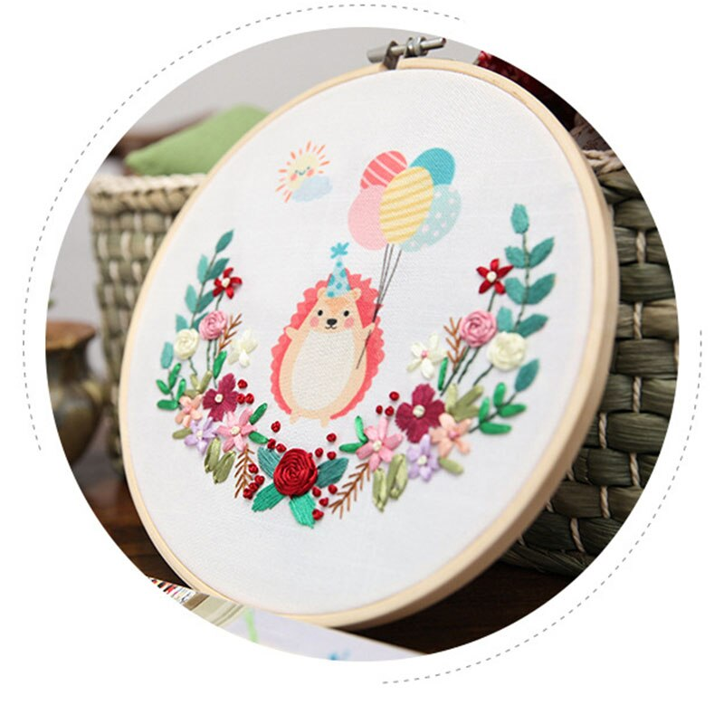 DIY Embroidery Package