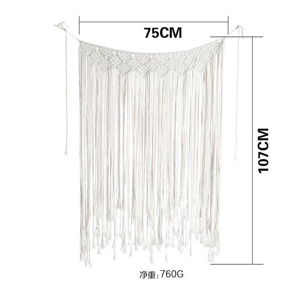 large tapestry macrame wall hanging wide wedding decoration room decor tapestries farmhouse decor boho wedding  living room