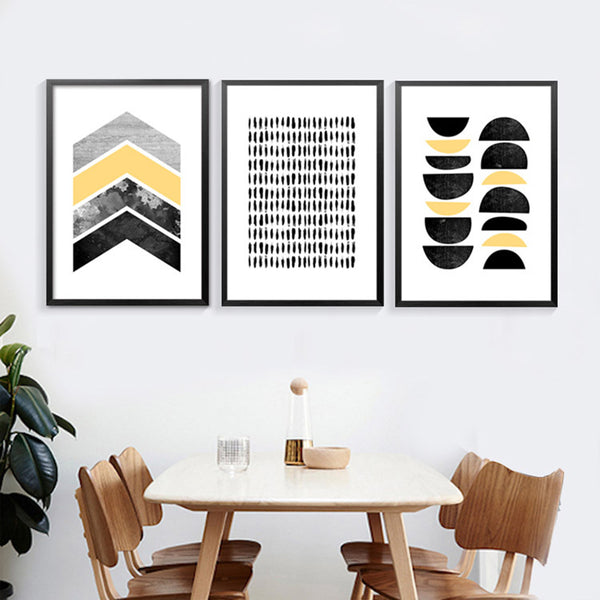 Cuadros Abstract Posters And Prints Wall Art Canvas Painting Wall Pictures For Living Room Nordic Decoration No Poster Frame