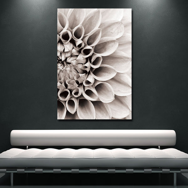 wall art Scandinavian Flower in Blossom Nordic Abstract Wall Pictures Art Decoration Pictures Canvas Painting Prints No Frame