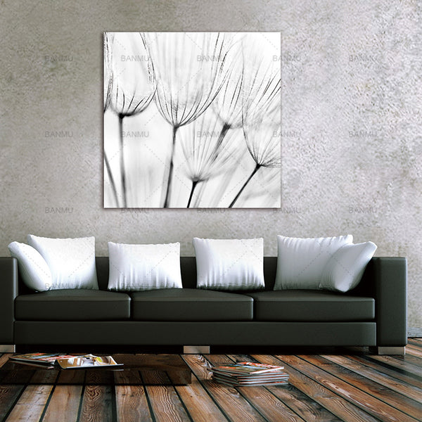 Canvas painting Picture wall art picture modern print abstract art print landscape flower on Wall  ldecoration for living home