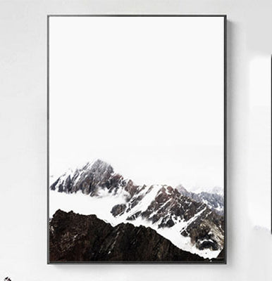 Cuadros Decoracion Posters And Prints Mountain Sea Wall Pictures For Living Room Wall Art Canvas Painting Nordic Poster Unframed