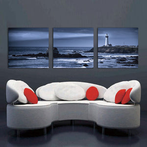 Oil Painting Lighthouse Decoration Painting Home Decor On Canvas Modern Wall Art Canvas Print Poster Canvas Painting