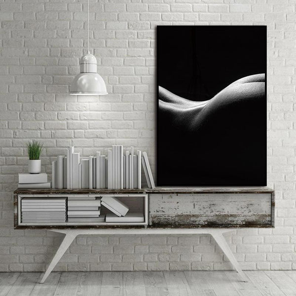 Modern Nude Art Painting Painted Unique Ideas Sexy Woman Body Canvas Painting Wall Decor Scandinavian Nordic Abstract