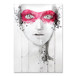 Abstract Ink Nordic Poster Posters And Prints Wall Art Canvas Painting Wall Pictures For Living Room Cuadros Decoracion Unframed
